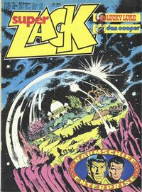 Cover Thumbnail for Zack (Koralle, 1972 series) #13/1976
