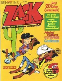 Cover Thumbnail for Zack (Koralle, 1972 series) #16/1976