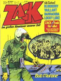 Cover Thumbnail for Zack (Koralle, 1972 series) #3/1977