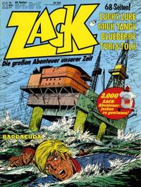 Cover Thumbnail for Zack (Koralle, 1972 series) #11/1977