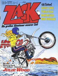 Cover Thumbnail for Zack (Koralle, 1972 series) #13/1977