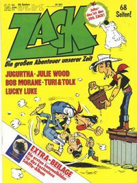 Cover Thumbnail for Zack (Koralle, 1972 series) #14/1977