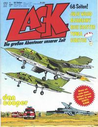 Cover Thumbnail for Zack (Koralle, 1972 series) #17/1977