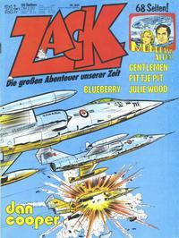Cover Thumbnail for Zack (Koralle, 1972 series) #21/1977