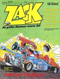 Cover Thumbnail for Zack (Koralle, 1972 series) #22/1977