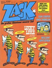 Cover Thumbnail for Zack (Koralle, 1972 series) #23/1977