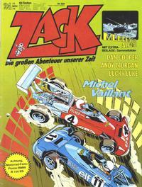 Cover Thumbnail for Zack (Koralle, 1972 series) #24/1977