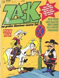 Cover Thumbnail for Zack (Koralle, 1972 series) #1/1978