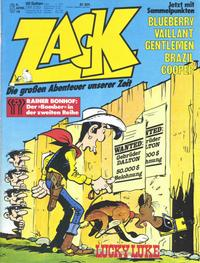 Cover Thumbnail for Zack (Koralle, 1972 series) #8/1978