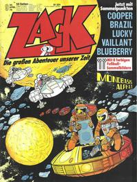 Cover Thumbnail for Zack (Koralle, 1972 series) #9/1978