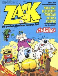 Cover Thumbnail for Zack (Koralle, 1972 series) #13/1978