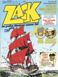 Cover Thumbnail for Zack (Koralle, 1972 series) #6/1979