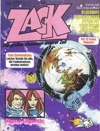 Cover Thumbnail for Zack (Koralle, 1972 series) #7/1979