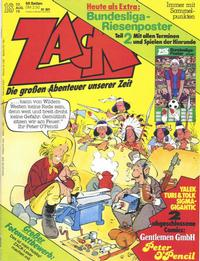 Cover Thumbnail for Zack (Koralle, 1972 series) #18/1979