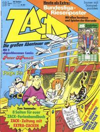 Cover Thumbnail for Zack (Koralle, 1972 series) #19/1979