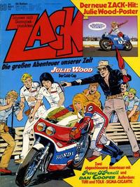 Cover Thumbnail for Zack (Koralle, 1972 series) #20/1979