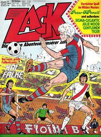 Cover Thumbnail for Zack (Koralle, 1972 series) #22/1979