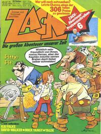 Cover Thumbnail for Zack (Koralle, 1972 series) #25/1979