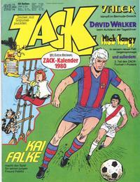 Cover Thumbnail for Zack (Koralle, 1972 series) #26/1979