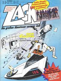 Cover Thumbnail for Zack (Koralle, 1972 series) #3/1980