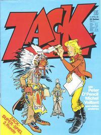 Cover Thumbnail for Zack (Koralle, 1972 series) #15/1980