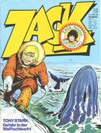 Cover Thumbnail for Zack (Koralle, 1972 series) #16/1980