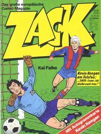 Cover Thumbnail for Zack (Koralle, 1972 series) #23/1980