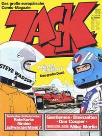 Cover Thumbnail for Zack (Koralle, 1972 series) #32/1980