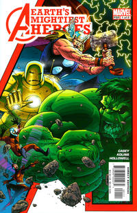Cover Thumbnail for Avengers: Earth's Mightiest Heroes (Marvel, 2005 series) #1