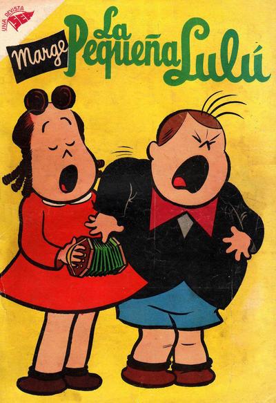Cover for La Pequeña Lulú (Editorial Novaro, 1951 series) #42