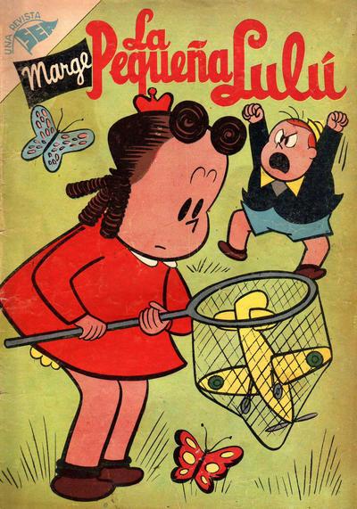 Cover for La Pequeña Lulú (Editorial Novaro, 1951 series) #91
