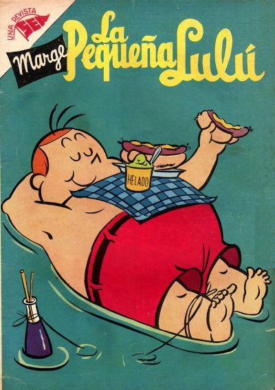 Cover for La Pequeña Lulú (Editorial Novaro, 1951 series) #93