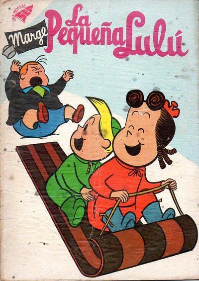 Cover for La Pequeña Lulú (Editorial Novaro, 1951 series) #102