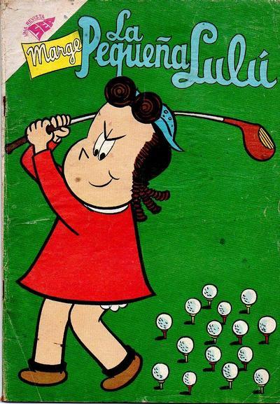 Cover for La Pequeña Lulú (Editorial Novaro, 1951 series) #111