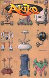 Cover for Akiko (SIRIUS Entertainment, 1996 series) #23