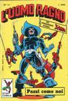Cover for L'Uomo Ragno (Edizioni Star Comics, 1987 series) #11
