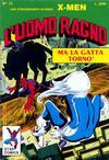 Cover for L'Uomo Ragno (Edizioni Star Comics, 1987 series) #12