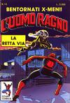 Cover for L'Uomo Ragno (Edizioni Star Comics, 1987 series) #13