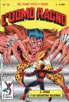 Cover for L'Uomo Ragno (Edizioni Star Comics, 1987 series) #16