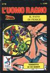 Cover for L'Uomo Ragno (Edizioni Star Comics, 1987 series) #18