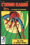 Cover for L'Uomo Ragno (Edizioni Star Comics, 1987 series) #20