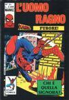 Cover for L'Uomo Ragno (Edizioni Star Comics, 1987 series) #21