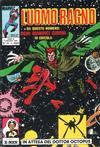 Cover for L'Uomo Ragno (Edizioni Star Comics, 1987 series) #24