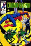 Cover for L'Uomo Ragno (Edizioni Star Comics, 1987 series) #25