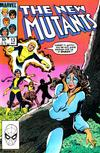 Cover for The New Mutants (Marvel, 1983 series) #13 [Direct Edition]