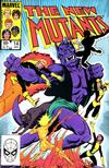 Cover for The New Mutants (Marvel, 1983 series) #14 [Direct]