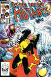 Cover for The New Mutants (Marvel, 1983 series) #15 [Direct]