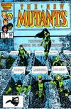Cover Thumbnail for The New Mutants (1983 series) #38 [direct]