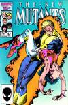Cover Thumbnail for The New Mutants (1983 series) #42 [direct]
