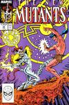 Cover for The New Mutants (Marvel, 1983 series) #66 [Direct]
